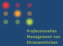 Professionelles Management von Ehrenamtlichen 2018